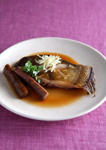 ごはんがとっても進みそうな煮魚。和食の定番をマスターしたいですね。