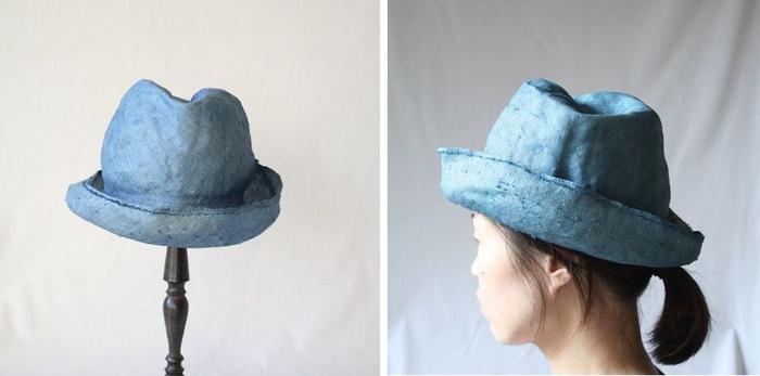 帽子上級者におススメしたいのが<Reinhard plank(レナードプランク)>。イタリア出身のデザイナーが作り出す帽子はクラシックでありながら独創的なデザインや素材使いに目を奪われます。オールハンドメイドのため一点物が多く、他とかぶりたくないという方にもぴったり。