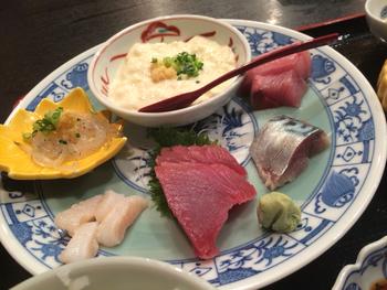 お豆腐も美味しく、こちらを目当てに来るお客も多いんですよ。