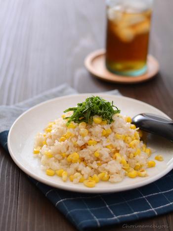 サッと作れて栄養満点!炒める時にゼラチンをひとふり入れて、パラパラに仕上げるのがちょりママ風。