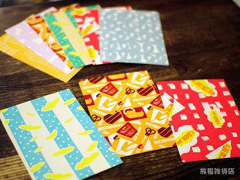 素朴で、暖かくて、それでいてしっかりとした伝統の技が光る聚落社の「紙」たち。ぜひ、実際に手に取って品質はもちろん、その風合いに癒されてくださいね。