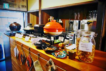 各種薫製や土鍋料理、土鍋ローストなど、おつまみも少しずつ色々楽しめるのが嬉しいですね。