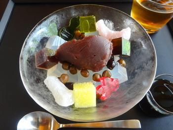 京都へ行ったらぜひ食べてみて♪美しくておいしい「あんみつ」5選