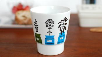 ハンドルレスカップはコーヒー・紅茶はもちろん、日本茶でも良いですね。