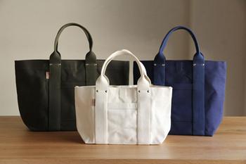 キャンバストートバッグの正しいお手入れ方法、ご存知ですか?