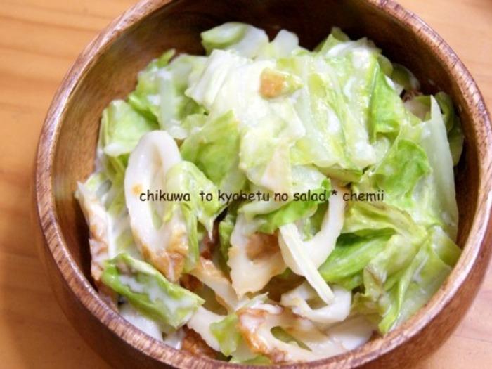 味噌マヨって聞いただけでよだれが出て来そうな組み合わせです。作り方もとっても簡単で材料をきって混ぜるだけ。晩御飯にもう一品加えたいというときに作りたいですね。