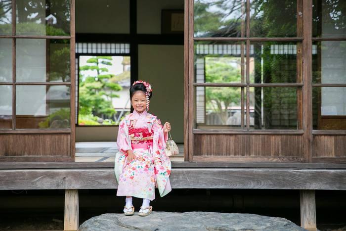 意外と撮影が難しい子どもの写真も、最高の笑顔を引き出してくれます。