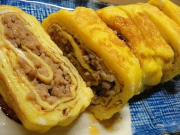 中華風の味付けが新鮮です。