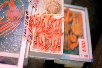 新鮮な甘エビが手に入ったら、もちろん刺身でも楽しみつつ、塩辛や塩麹漬けを作ってみてはいかがでしょうか。