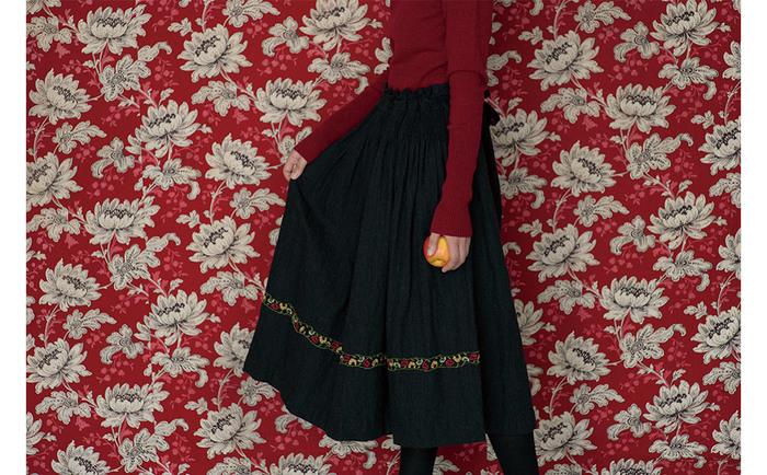 ナチュラルな洋服にときめいて。Lisette(リゼッタ) で作る素敵な秋冬コーディネート