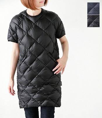 iliannloeb(イリアンローヴ)からはRocky Mountain FEATHERBED とコラボしたワンピースタイプ。 スタイリングの巾がぐっと広がる予感。。。