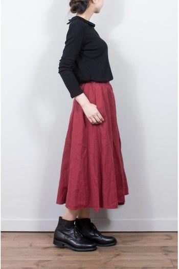 いかがでしたか?色々なミモレ丈スカートを見てきましたが、あなたのお気に入りのコーディネートは見つかりましたでしょうか?