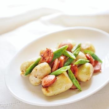 マヨネーズとお醤油でご飯がすすむ絶品メニュー!マヨネーズを使うことでコクが加わり、煮物とはひと味違う洋風テイストに。忙しい日でもさっと作れるのが嬉しいですね。