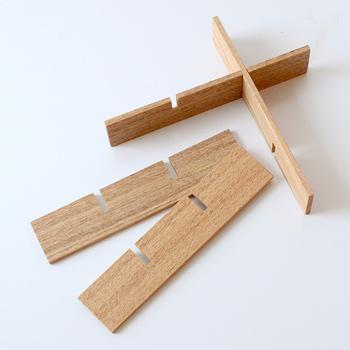 仕切りはバラバラになるので、お弁当の中身によって必要な部分だけを組み合わせて使うことが出来る優れものです。