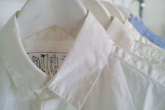 そして、新しいものも。通販が一般的な時代になりましたが、上目黒の「DIGAWEL(ディガウェル)」のシャツを根室で実物を見ながらお買い物できるというのは、地元の人にとって本当に嬉しいことですよね。
