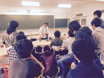 世田谷ものづくり学校の自由大学や熊谷「NEW LAND(ニューランド)」、つくばのセレクトショップ「jam(ジャム)」など、様々な場所でワークショップが開かれています。