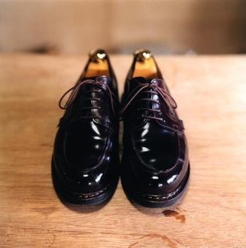 明石さんの活動ひとつひとつから、ものを大切に使うことの素晴らしさに気づかされるはず。靴磨き教室や似顔絵マシーンなどの活動予定はホームページやfacebookでお知らせされているので、ぜひチェックしてみてくださいね。