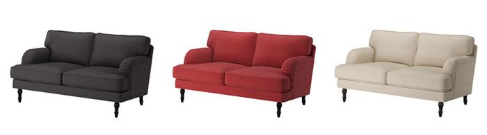 模様替えするなら今がチャンス♪IKEAのソファで快適リビングに。