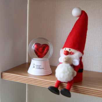 可愛くて幻想的なヴィエナ スノーグローブをお部屋に飾って、いつもと違った雰囲気を楽しんでみませんか?