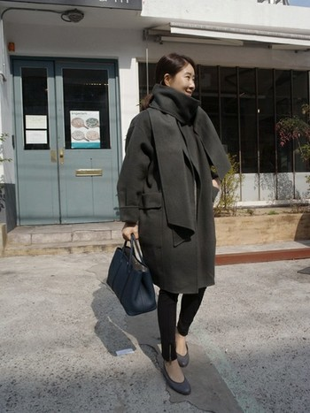お気に入りのコート、しっかりケアすれば、毎年ワードローブに入れられます。