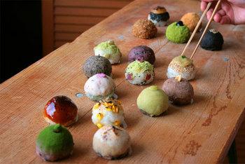しみじみ美味しい手作りお菓子。大阪「森のおはぎ」はいかが?