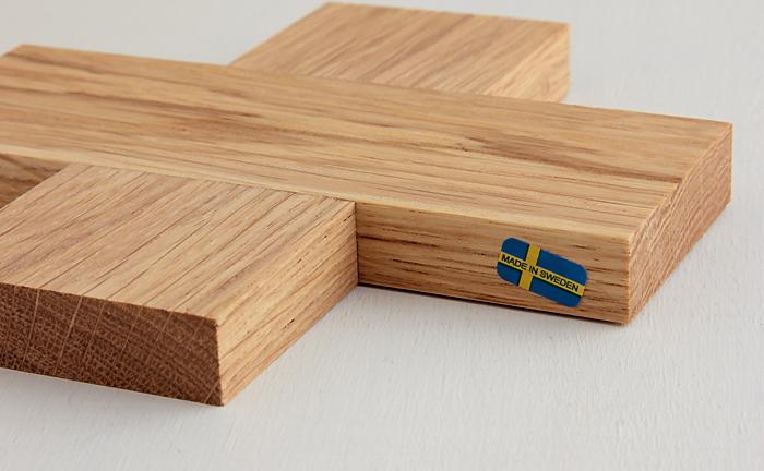 ちょこんと貼ってある「MADE IN SWEDEN」のシールもかわいい。 シンプルイズベスト!ですね。