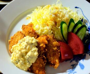 フライの味を引き立てる「タルタルソース」も、柚子胡椒をプラスするだけで大人の味へ変身!