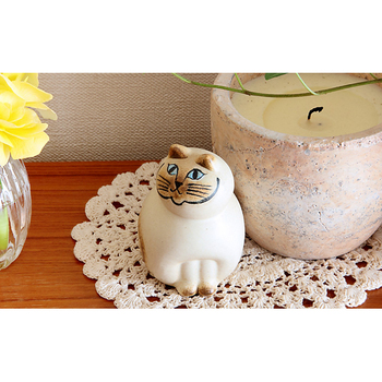 リサ・ラーソンといえば陶器の動物のオブジェをはじめ…