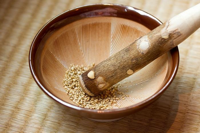 定番の「胡麻和え」は、押さえておきたい胡麻レシピ!