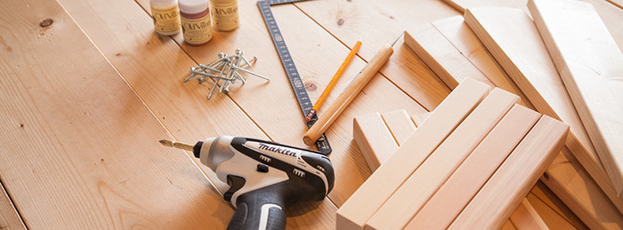 """""""つくる""""を始めるキッカケに。「MaKeT」のDIYキットで作るデザイン家具"""