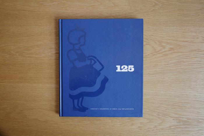 イヤマの125周年を記念して発行された豪華本。この一冊にイヤマの歴史が詰め込まれています。