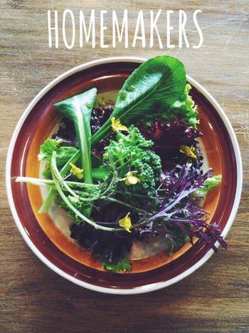 小豆島の美しい自然環境のもと、心をこめて育てられたHOMEMAKERSの野菜や果物たち。ゆったりとした時が流れる古民家カフェで、その旬のおいしさを心ゆくまで味わってみるのはいかがでしょうか?