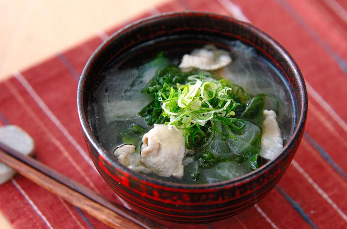 大根と豚肉はどちらもビタミンがたっぷり入っているので寒い季節、風邪をひきやすいこの時期にたくさん食したいものですね。