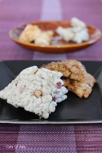 お餅からできちゃうおかきのレシピ!味付けには梅昆布茶がぴったりです。おもちを買いに行きたくなるようなレシピです。