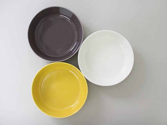 パスタやカレーなど、メインのお料理をモリモリ食べられるLサイズ。丼スタイルにも◎。