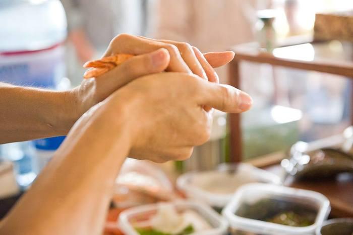 これまで「山角や」が作ってきた日本各地の食材をアレンジした魅力的なおむすびを見てみましょう♪