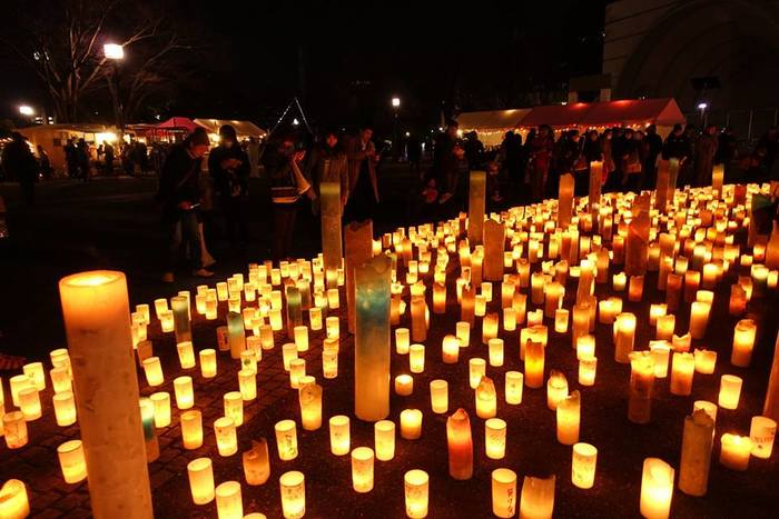 """3,11の東日本大震災をうけて立ち上げた""""LOVE FOR NIPPON(ラブフォーニッポン)""""のプロジェクトに賛同しています。"""
