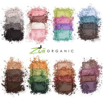 オーストラリア発の自然派コスメブランド『ZuiiOrganic(ズイオーガニック)』のアイシャドウは、植物原料ならではの自然な肌なじみや鮮やかな発色が特徴です。なんと主成分には、お花や食べられるほど新鮮で安全な素材を使っているのだとか。