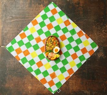 作る楽しみ・食べる楽しみ。お弁当包み専門布「bento」で素敵な弁当ライフを♪