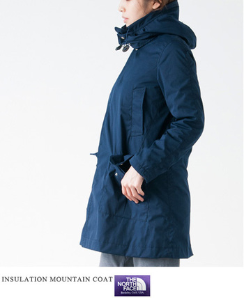ユニセックスのデザインから、多くの層から支持をされていて、一着持っていれば間違いがないといっても過言ではない、ハイクオリティーな一着。