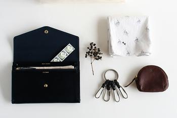 お財布の替え時は春?! 縁起のいい時季にお気に入りを見つけてみてはいかがですか?