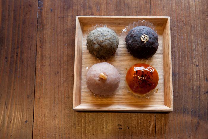 vol.30 森のおはぎ・森百合子さん –味も見た目も美しい。食べたら幸せな気持ちになる日常のお菓子
