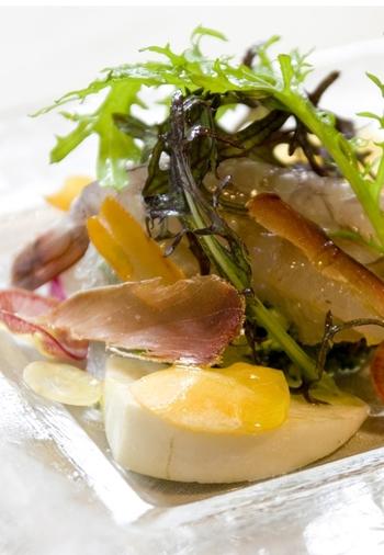 京都にある「イル チリエージョ」はイタリア料理のレストラン。ワインと共にお野菜の力強さを引き出したお料理が楽しめます。