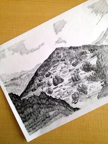 そんな桃源郷のような祖谷の山里。東洋文化研究家アレックス・カーさんをプロデューサーとし、失われていく日本の山里や伝統を守ろうと始まったプロジェクトが「桃源郷祖谷の山里」です。