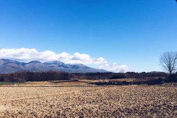 パンと日用品の店「わざわざ」は長野県東御市御牧原の美しい自然の中にある小さなお店。2009年にオープンしました。ユニークなお店の名前は、山の上にお店があることから、「わざわざ足を運んで頂いてありがとうございます」という感謝の気持ちを込めて付けられました。