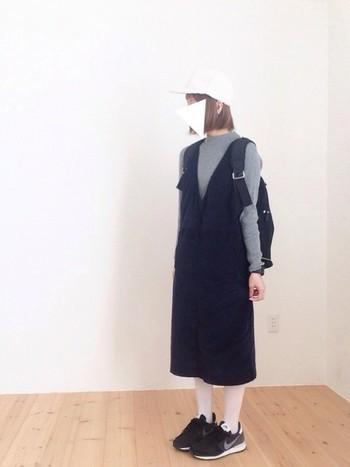 いつものスタイルにちょっぴり飽きたら…「キャップ」で作る最旬ファッションコーディネート