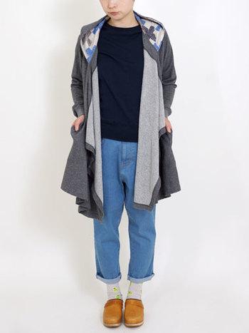 裾のロールアップの太さや回数だけでも雰囲気の変わるデニムコーデ。自分の体型、好みのファッションスタイルに合わせてこだわりを少し持つと、今まで以上にオシャレに着こなせそうですね。