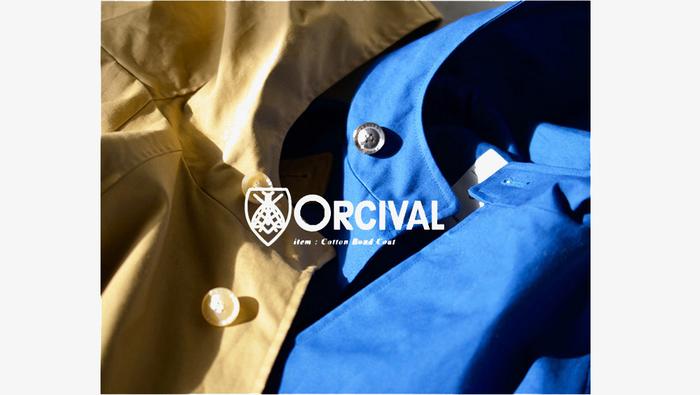 ORCIVAL(オーシバル)のスプリングコートを使ったコーディネート集