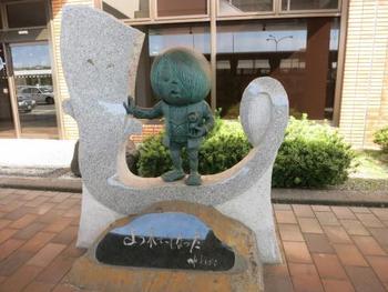 さらに米子市への空のアクセスの玄関口である「米子鬼太郎空港(鳥取・境港市)」には、境港市出身の漫画家である故水木しげる氏の作品『ゲゲゲの鬼太郎』にちなんだ妖怪のオブジェがあちこちにあり、旅の前からワクワクしそう。そんな、見どころいっぱいの米子市の訪れてみたいカフェやショップをまとめてみました。