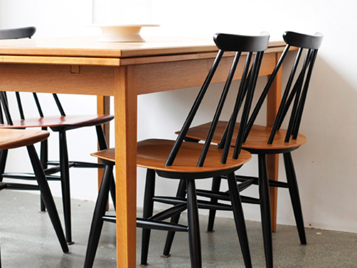 修理を手がけてきた「haluta」だから作れる、 ずっと受け継いで行きたい北欧家具。